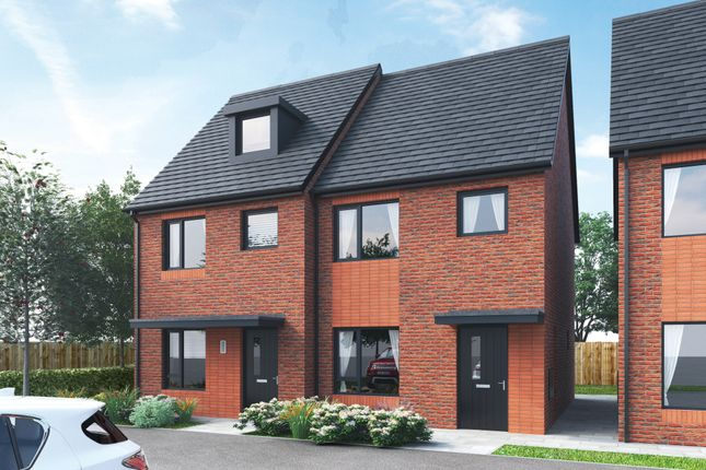 Thumbnail Mews house for sale in Minshull Way, Rock Ferry
