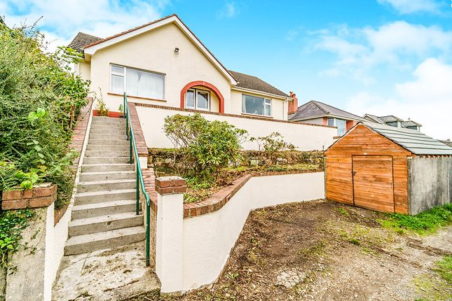 Thumbnail Detached bungalow for sale in Off Wrangaton Road, Bittaford, Ivybridge