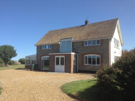Thumbnail Detached house for sale in Trimingham, Norwich, Norfolk