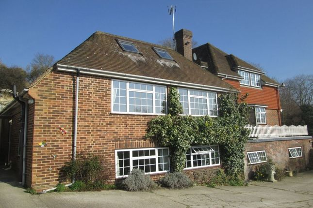 Thumbnail Flat to rent in Pleasant Rise Cuckmere Road, Alfriston, Polegate