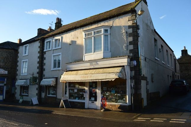 Thumbnail Retail premises for sale in Silver Street, Masham, Ripon, North Yorkshire