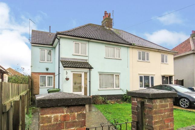 Thumbnail Semi-detached house for sale in Westbourne Road, Chatteris, Cambridgeshire