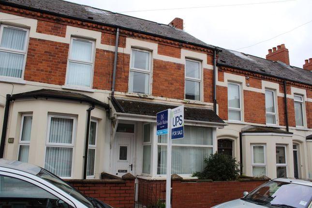 Thumbnail Terraced house for sale in Nevis Avenue, Sydenham, Belfast