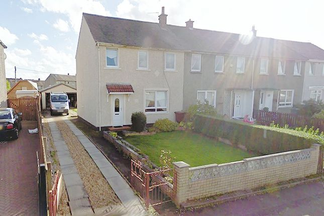 Thumbnail End terrace house for sale in 29, Bankhead Place, Airdrie ML68Jw