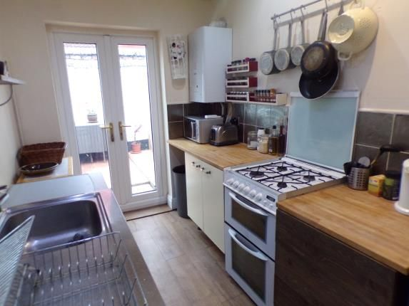 Kitchen of Ancaster Road, Liverpool, Merseyside L17