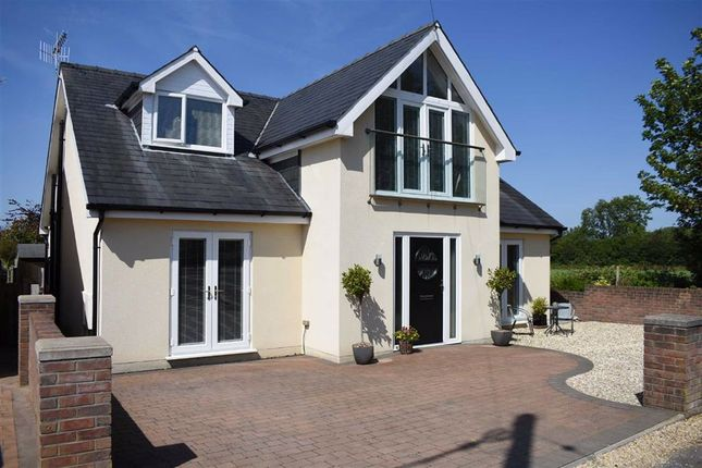 Thumbnail Detached house for sale in Ridley Way, Bishopston, Swansea