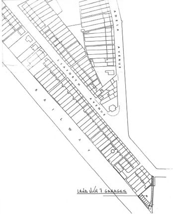 Land for sale in Seaforth Avenue, New Malden, Surrey