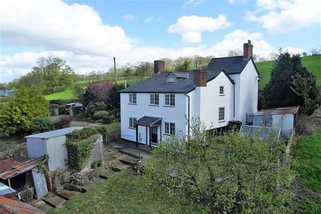 Thumbnail Farm for sale in Fron Holding, Fron Bank, Forden, Welshpool, Powys