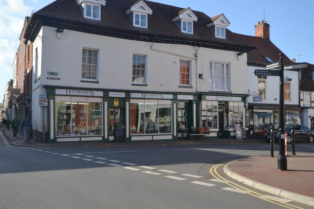 Thumbnail Flat to rent in Flat 3, 1-3 New Street, Upton Upon Severn