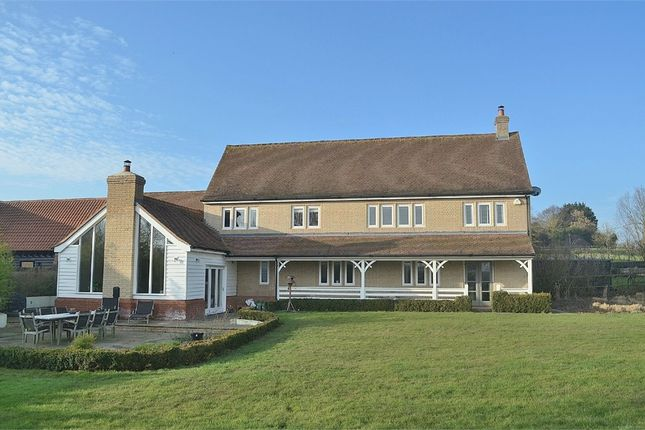 Thumbnail Detached house for sale in Duton Hill, Great Dunmow, Essex