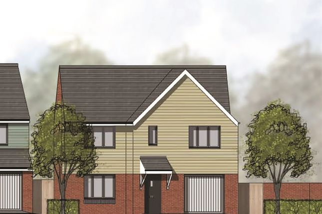 "Thumbnail Detached house for sale in ""The Warwick "" at Saltwells Lane, Dudley"