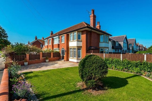 Thumbnail Semi-detached house for sale in Denford Avenue, Lytham St. Annes