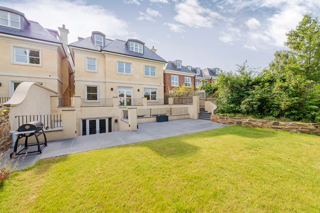 Thumbnail Detached house for sale in Roehampton Gate, London