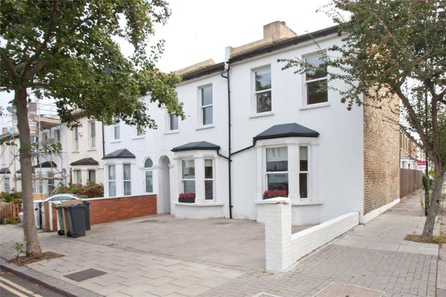 Thumbnail Terraced house to rent in Cambria Road, Herne Hill, London
