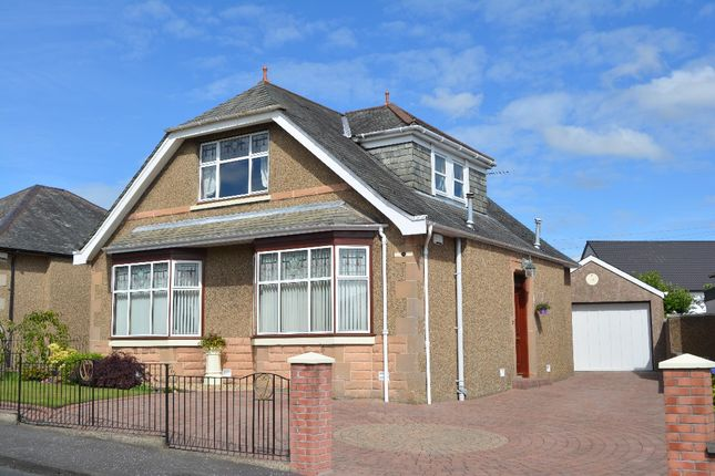 Thumbnail Bungalow for sale in Gartcows Crescent, Falkirk