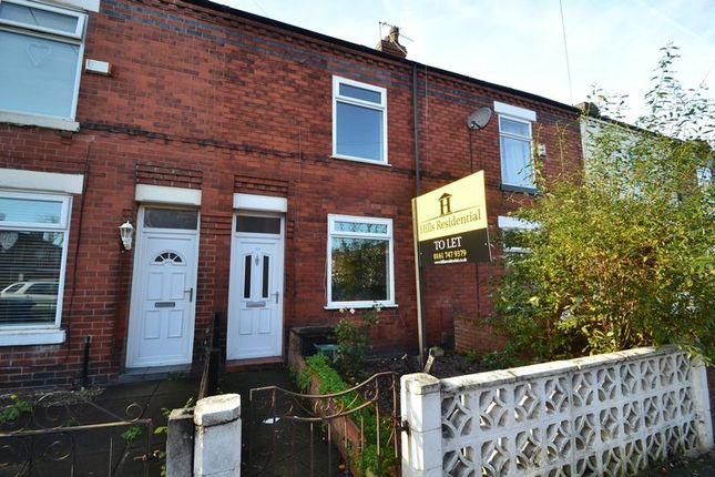 Thumbnail Terraced house to rent in Helen Street, Eccles, Manchester