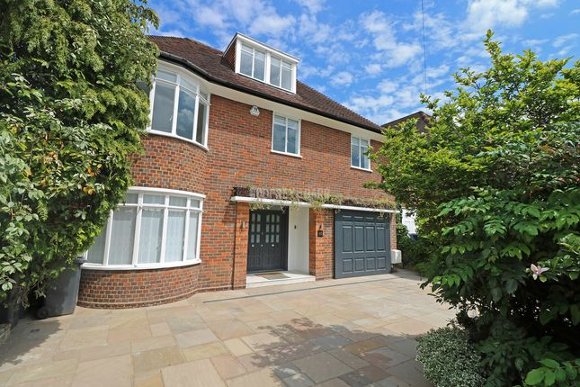 Thumbnail Detached house to rent in Norrice Lea, London