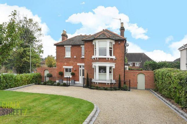 Thumbnail Detached house for sale in Parkstone Avenue, Emerson Park