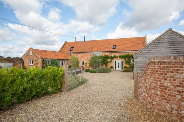 Thumbnail Barn conversion for sale in Holt Road, Norfolk, England