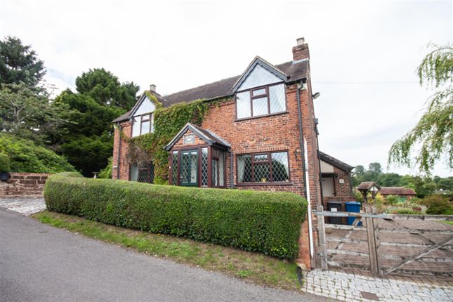 Thumbnail Cottage for sale in Shaw Lane, Gentleshaw, Rugeley