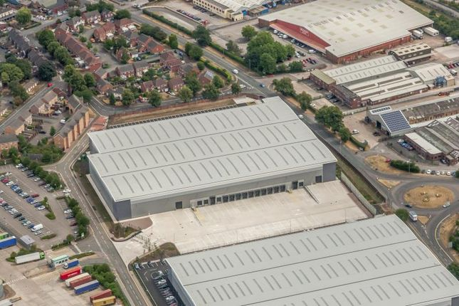 Thumbnail Industrial to let in Unit 2, Campbell Road, Stoke-On-Trent