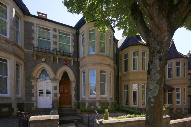 Thumbnail Terraced house for sale in Clive Road, Canton, Cardiff