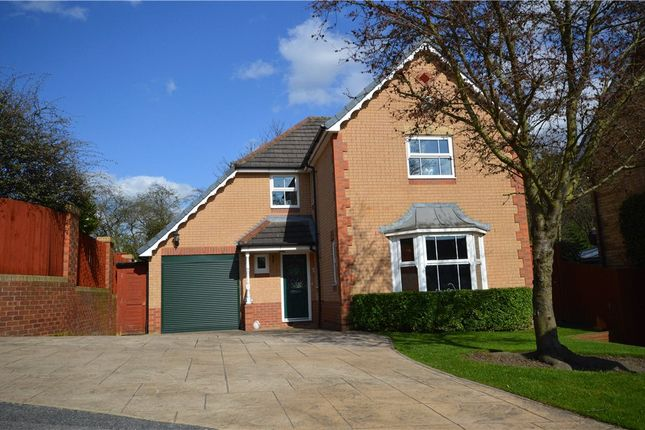 Thumbnail Detached house for sale in Park Copse, Horsforth, Leeds, West Yorkshire
