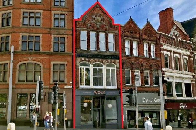 Thumbnail Commercial property for sale in 34 Market Street, Market Street, Nottingham