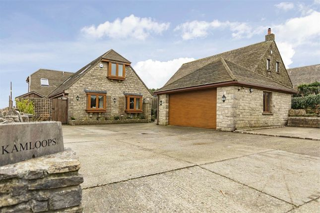 Thumbnail Detached house for sale in Kamloops, Haycrafts Lane, Swanage, Dorset