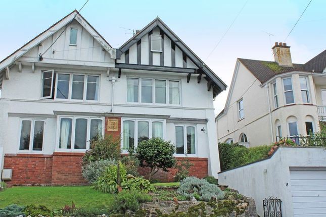 Thumbnail Semi-detached house for sale in Alexandria Road, Sidmouth