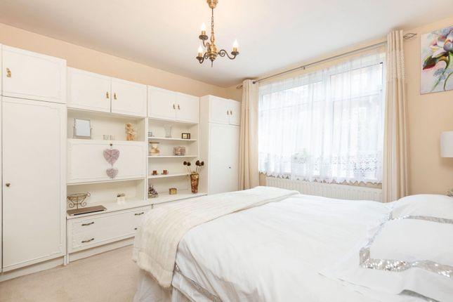 Master Bedroom of Vale Court, Acton W3