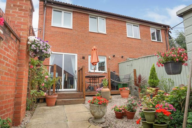 Rear View of Cygnet Court, Wombourne, Wolverhampton WV5