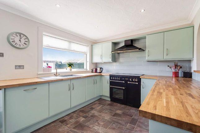 Kitchen of David Place, Garrowhill G69
