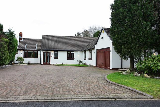 Thumbnail Detached bungalow for sale in Alderhithe Grove, Sutton Coldfield, West Midlands