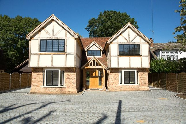 Thumbnail Property for sale in School Road, Kelvedon Hatch, Brentwood, Essex