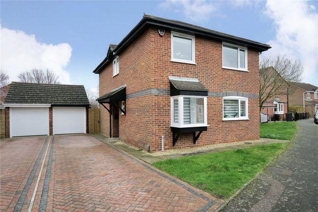 Detached house for sale in Bodiam Way, Eynesbury, St. Neots, Cambridgeshire