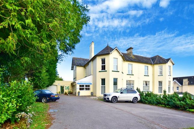 Thumbnail Semi-detached house for sale in Keyberry Park, Newton Abbot, Devon