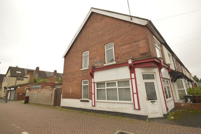 Thumbnail Terraced house to rent in Leicester Street, Wolverhampton
