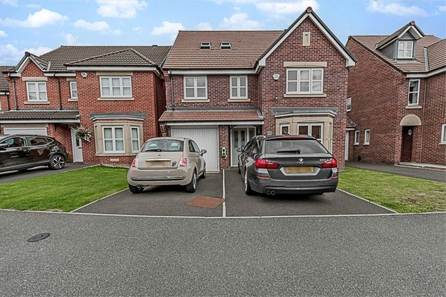 Thumbnail Detached house for sale in Wakenshaw Drive, Newton Aycliffe, Durham