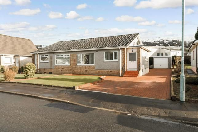 Thumbnail Bungalow for sale in Glen Avenue, Largs, North Ayrshire
