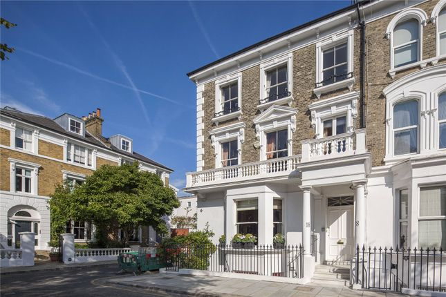 Thumbnail Semi-detached house for sale in Carlyle Square, Chelsea, London