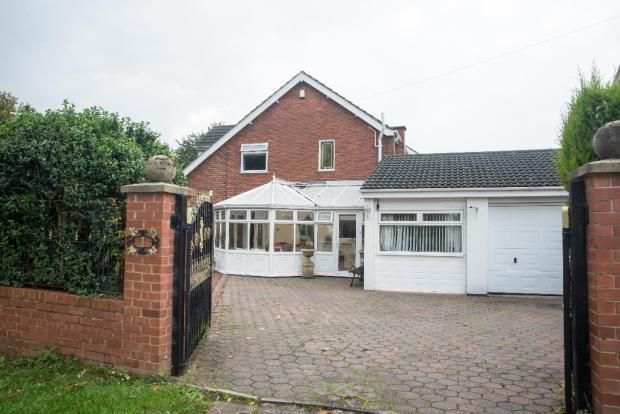 Thumbnail Detached house for sale in Ainderby, Throckley