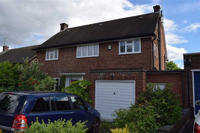 Thumbnail Detached house for sale in The Ridings, London