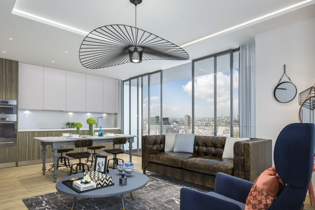 Flat for sale in The Stage Hewett Street Shoreditch & The Stage Hewett Street Shoreditch EC2A 3 bedroom flat for sale ...