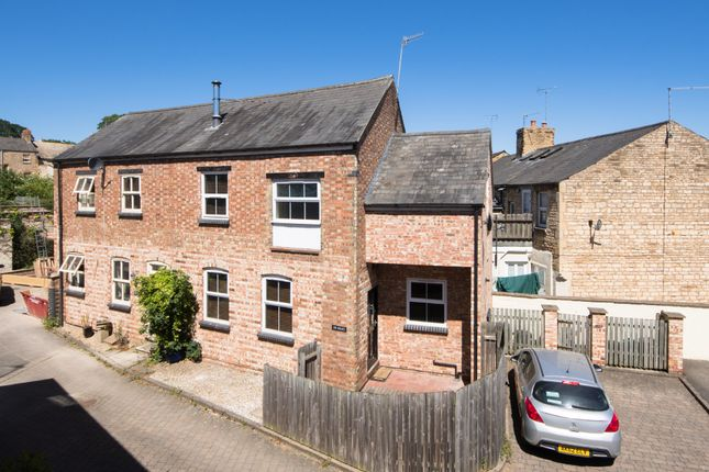 Thumbnail End terrace house to rent in Watergate, Stamford