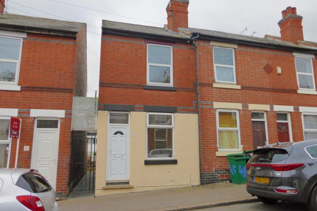 Thumbnail Terraced house for sale in Rossington Road, Sneinton, Nottingham