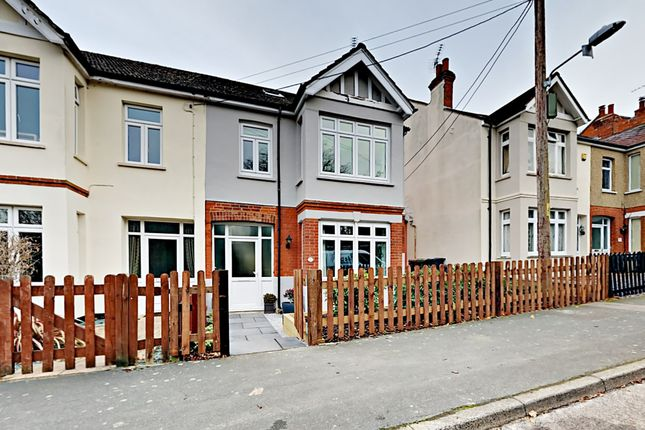 Thumbnail Semi-detached house for sale in Prospect Road, Ash Vale