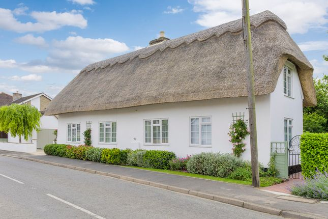Thumbnail Cottage for sale in High Street, Longstanton, Cambridge