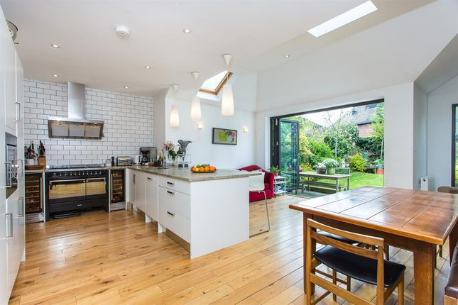 Thumbnail Semi-detached house for sale in Brookwood Avenue, London