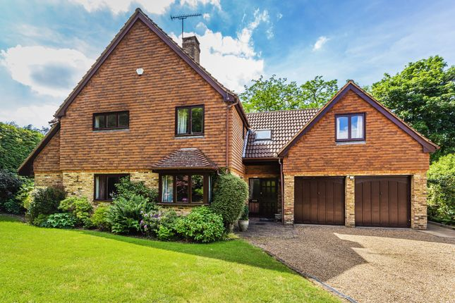 Thumbnail Detached house for sale in Outwood Lane, Bletchingley, Redhill